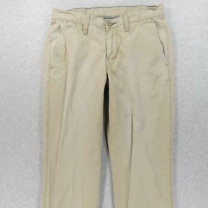 Lucky Brand 100% Cotton Classic Chino Pants